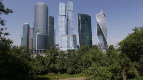 """""""Moscow City"""". Imponujące centrum biznesowe"""