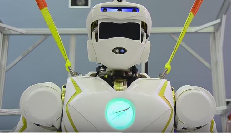 nasa robot