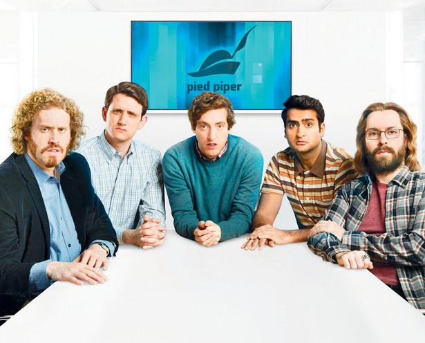 """Bohaterowie serialu """"Silicon Valley"""" (""""Dolina Krzemowa"""")"""