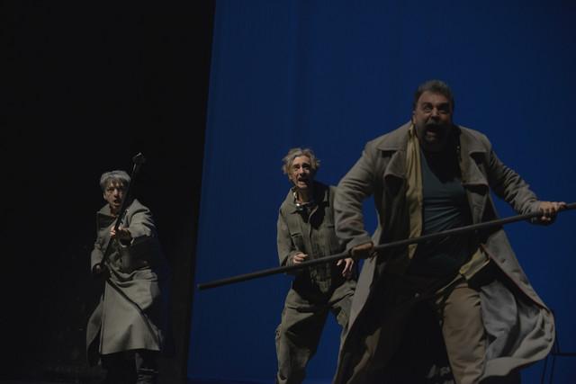 Hamlet - Boris Milivojević, Bojan Dimitrijević i Miloš Samolov