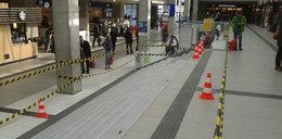 Dworzec w Katowicach już się sypie!