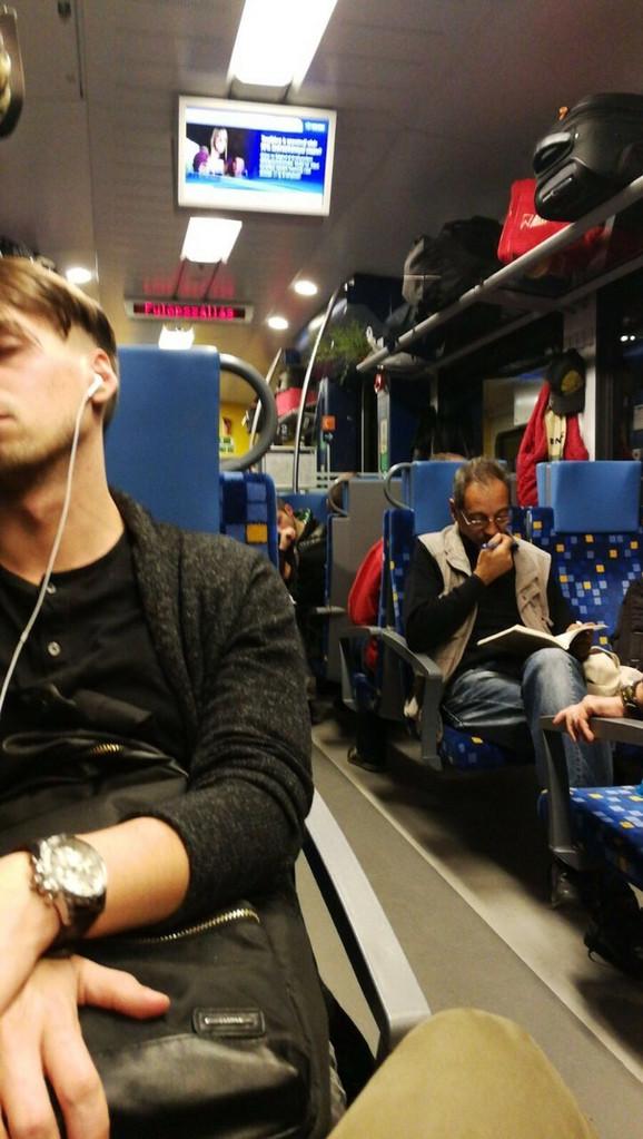 Umesto osam, voz je od Budimpešte do Beograda putovao 22 sata