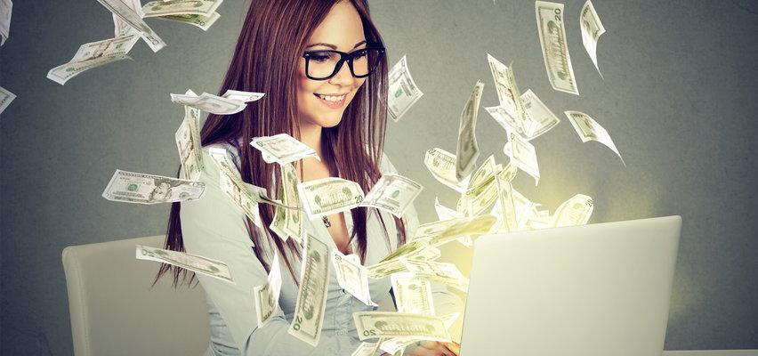 Sztuczna inteligencja pożycza pieniądze