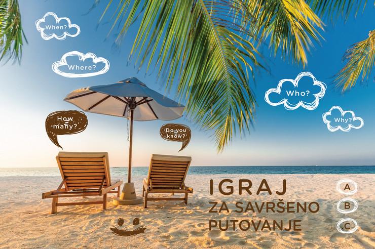 Posetite Karisma Hotels Adriatic website i igrajte za savršeno putovanje