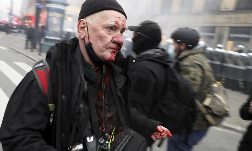 Fotograf Tygodnika Solidarność Tomasz Gutry