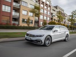 Volkswagen Passat GTE – hybryda z Niemiec jest nieco inna