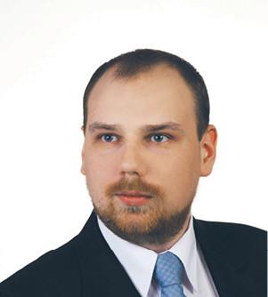 Kamil Stępniak, doktorant w Katedrze Prawa Konstytucyjnego Wydziału Prawa Uniwersytetu w Białymstoku