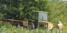 Od 11 lat walczą o stary traktor
