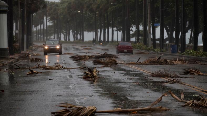 Huragan Isaias w Portoryko