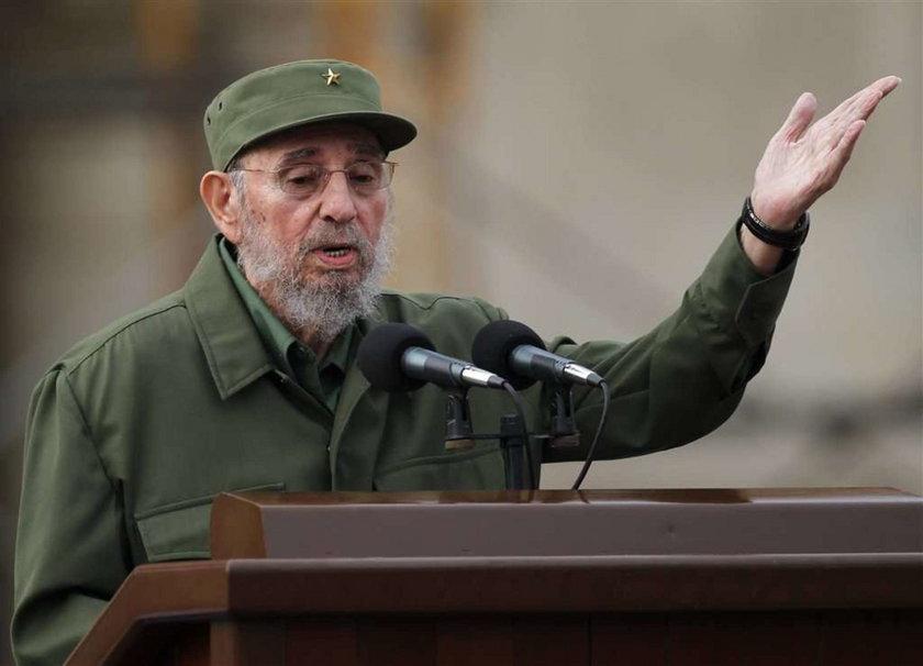 Szok! Wałęsa chwali Castro!