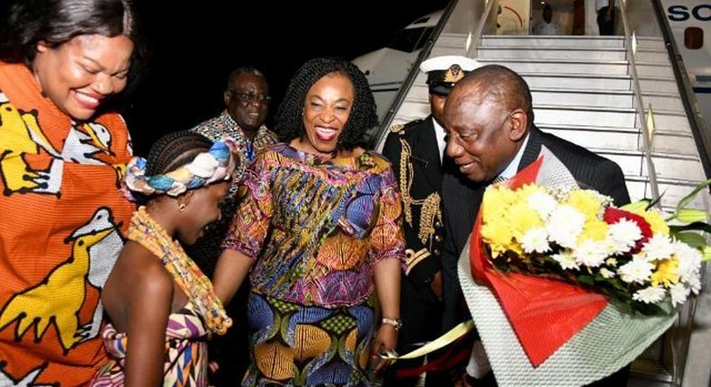 South Africa President, Cyril Ramaphosa is in Ghana, here's is what he is expected to do