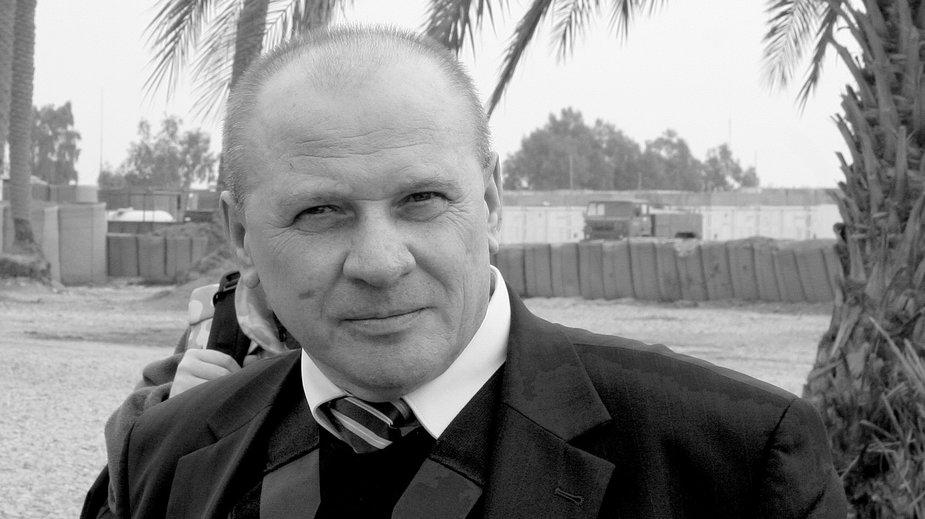 Generał Edward Pietrzyk, 2008 r.