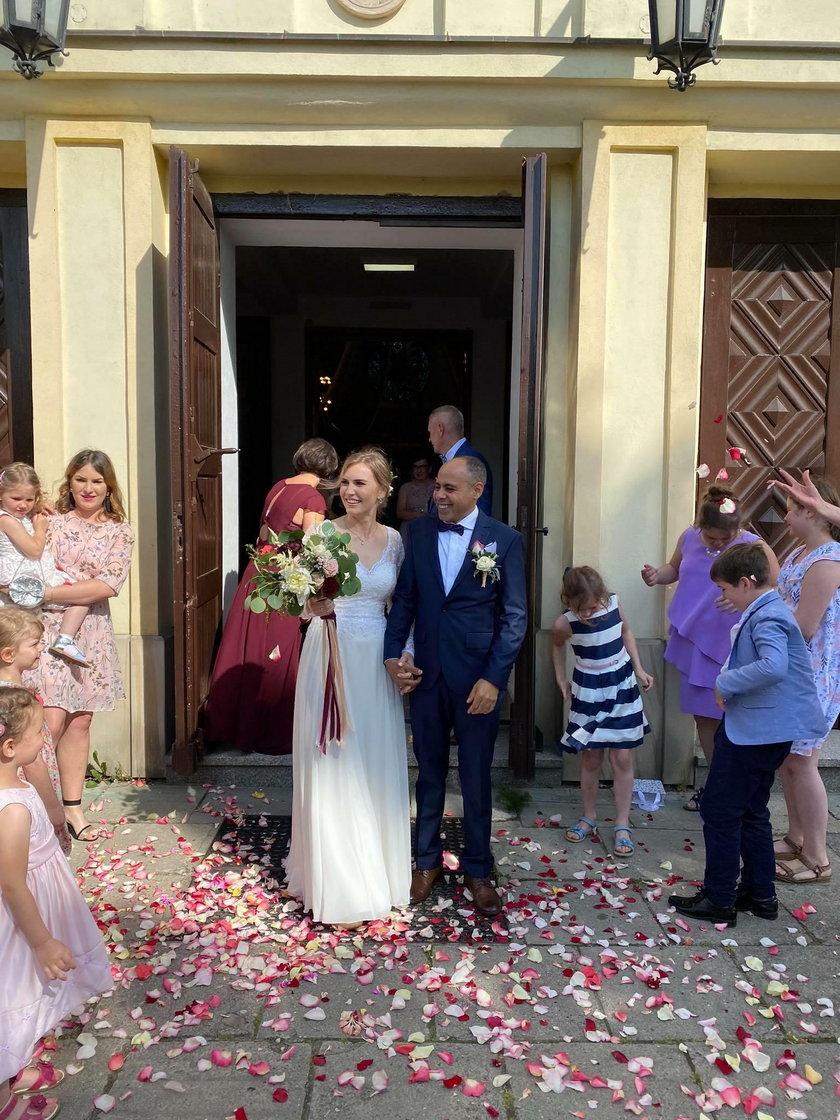 Już po ślubie