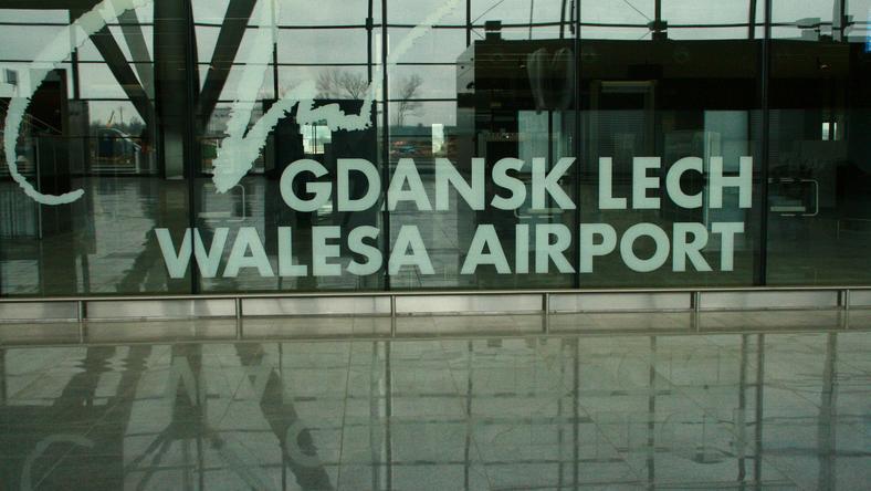 Porządku na gdańskim lotnisku pilnują funkcjonariusze z Zespołu Interwencji Specjalnych Placówki Straży Granicznej
