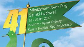 Rozpoczęły się 41. Międzynarodowe Targi Sztuki Ludowej w Krakowie