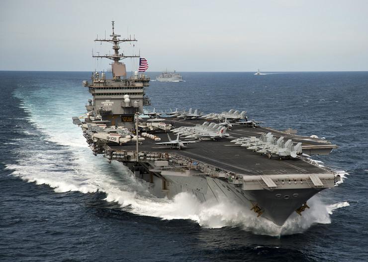nosac aviona letelice01 foto Flickr Official U.S. Navy Page