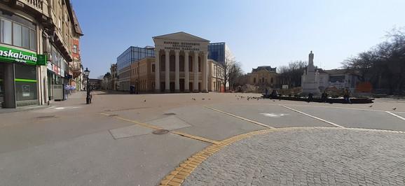 Subotica, lepo vreme, nedelja 29. mart