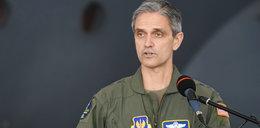 Amerykański generał odwiedził bazę lotniczą w Powidzu