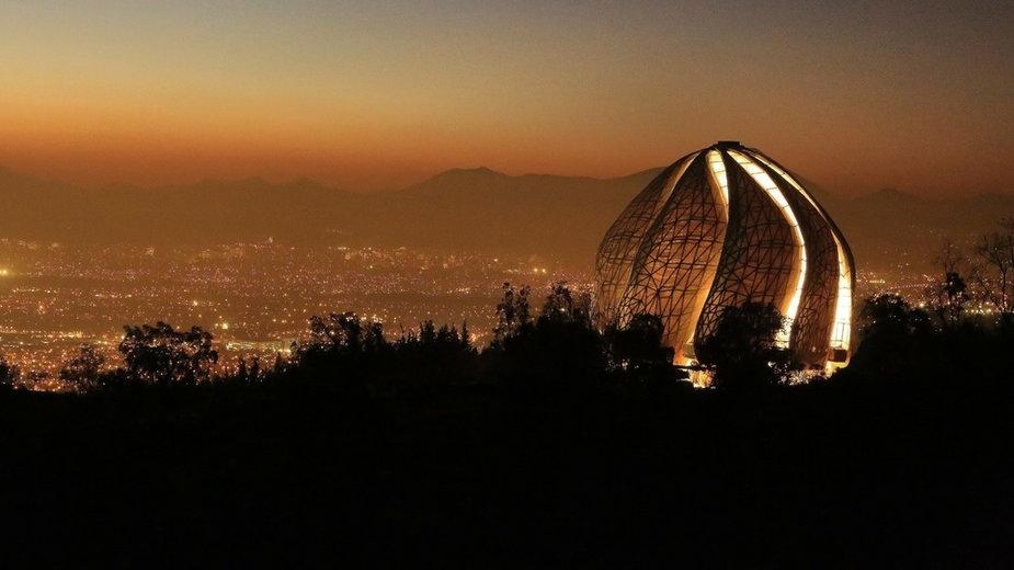 Świątynia Bahá'í w Chile