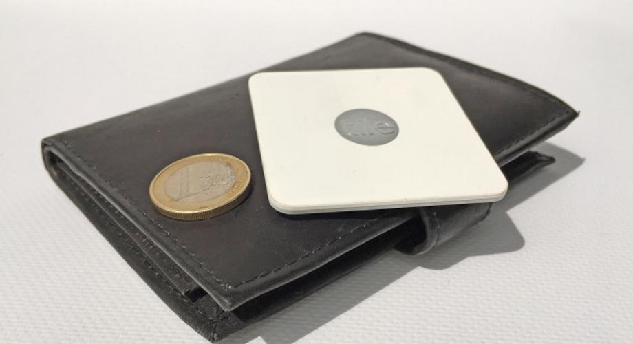 Tile Slim im Test: Bluetooth-Keyfinder fürs Portemonnaie