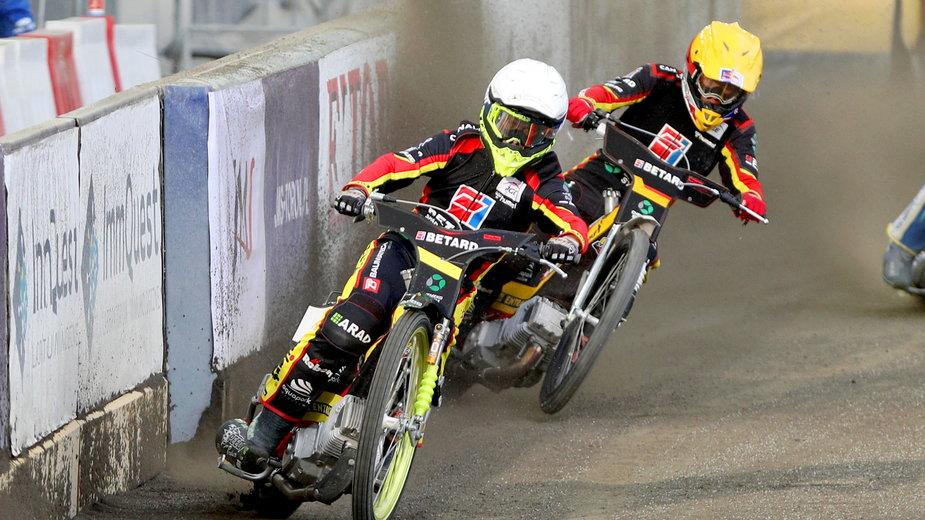 Artiom Łaguta, Maciej Janowski, Sparta Wrocław