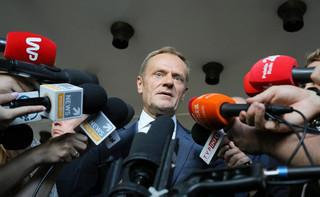 Rzecznik PiS: Decyzja Tuska to wotum nieufności wobec Schetyny