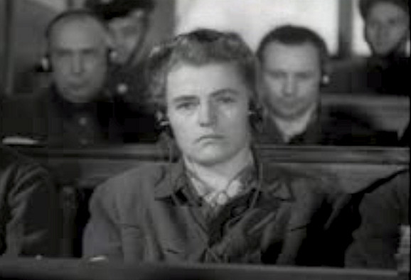Marija na suđenju