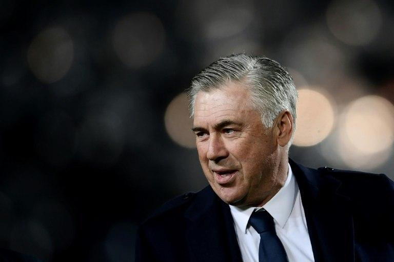 """I have fond memories of Anfield, as I won the Premier League there with Chelsea,"" said Carlo Ancelotti."