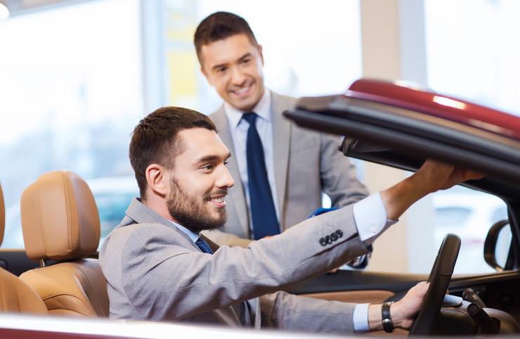 kupovina automobila foto shutterstock