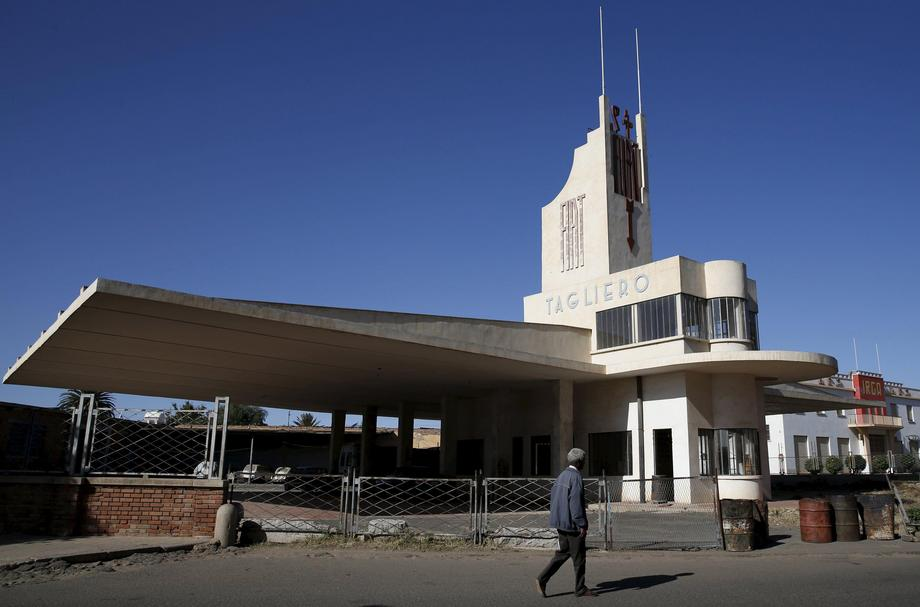 Spotlight: Modernist architecture in Eritrea