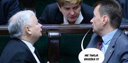 Okrutne żarty z rządu. Nowe memy