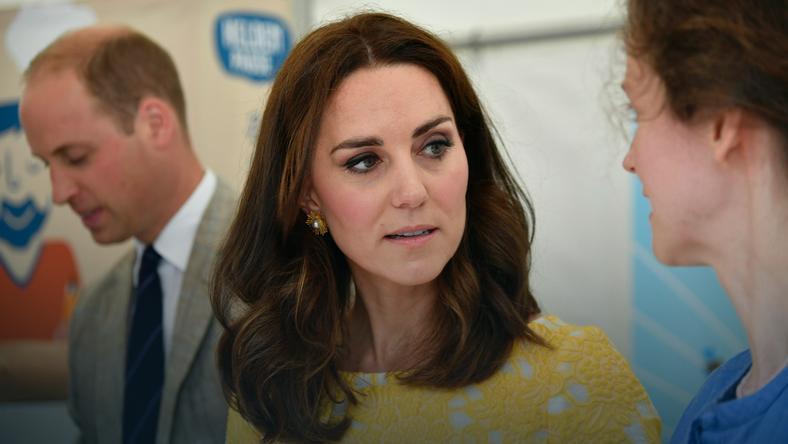 Księżna Kate stoi przed trudnym wyborem