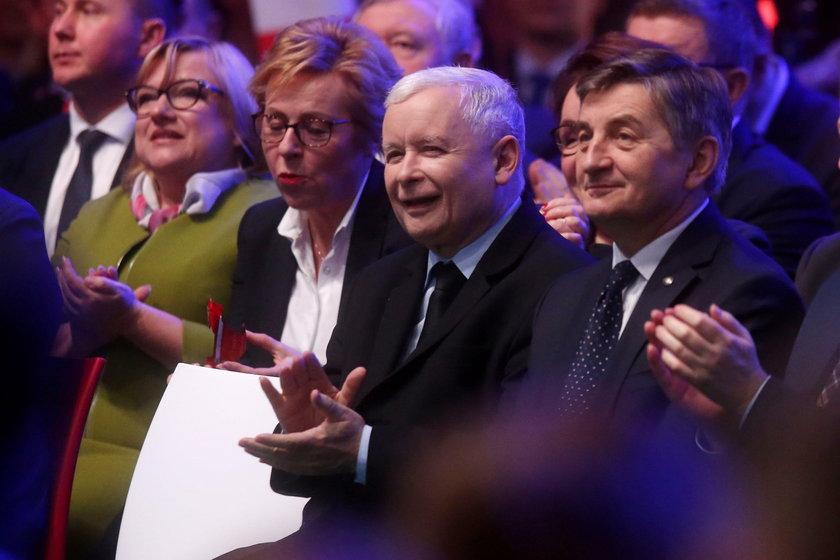 W sobotęPiS zorganizowałkonwencję w Warszawie