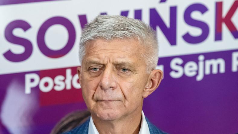 Europoseł prof. Marek Belka