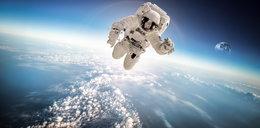 Z nieba spadło... zamrożone ciało kosmonauty