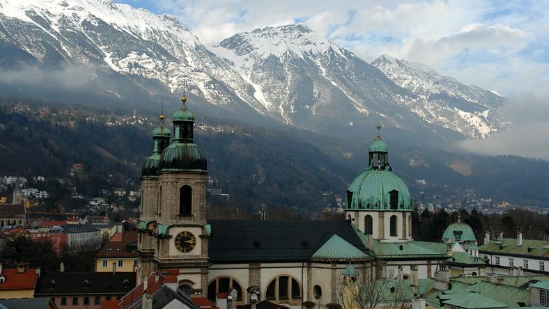 Innsbruck Na Weekend Atrakcje Przewodnik Informacje Praktyczne