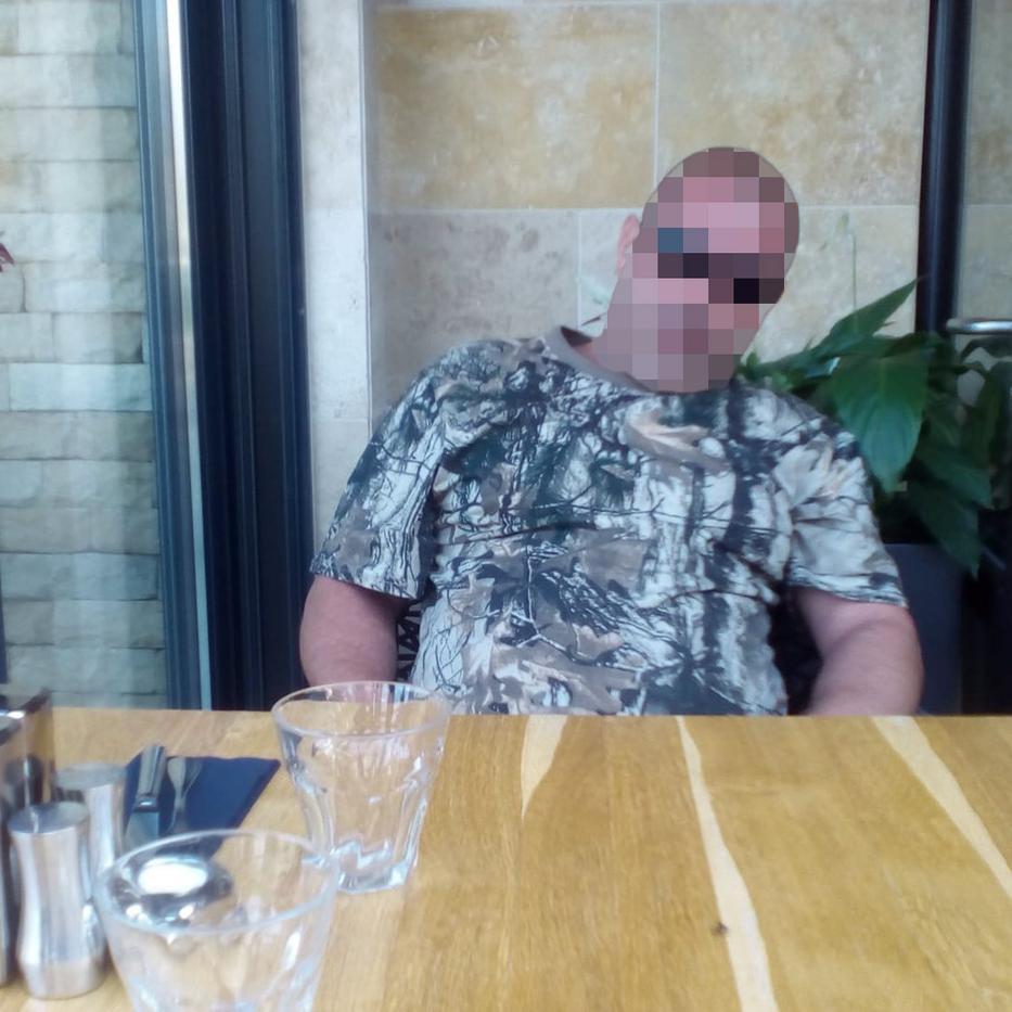 A férfi, miután szabadult felesége megölése után, az élettársát terrorizálta / Fotó: Facebook