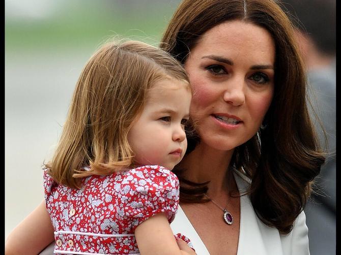 DETALJ na princezi Šarlot oduševio milione: Otkrio je VAŽNU ISTINU o kraljevskoj porodici!