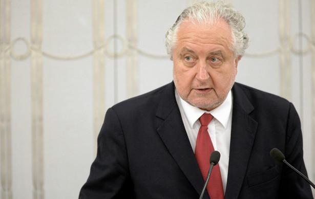 Prezes Andrzej Rzepliński nie wybierze swego następcy
