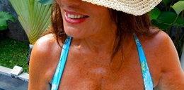 W bikini po 50. Polskie gwiazdy nie mają się czego wstydzić