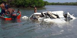 Tragiczny wypadek samolotu. Nie żyje pilot i turyści