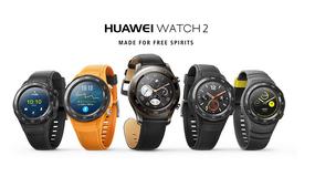 Huawei Watch 2 - inteligentny zegarek z LTE
