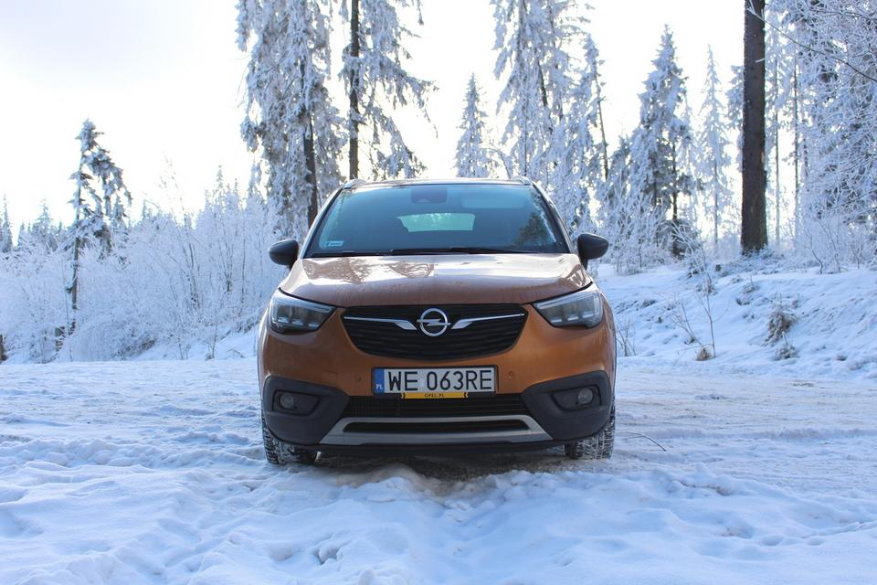 Opel Crossland X 1.2 Turbo