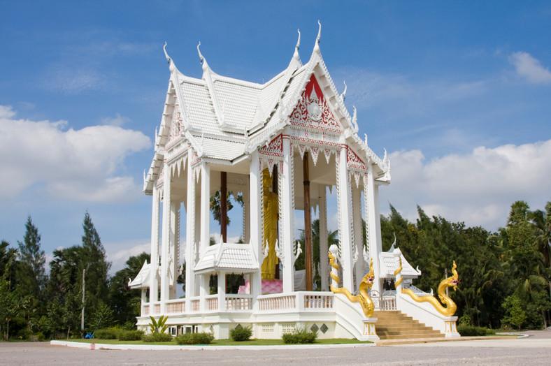 Biała Świątynia blisko Hua Hin