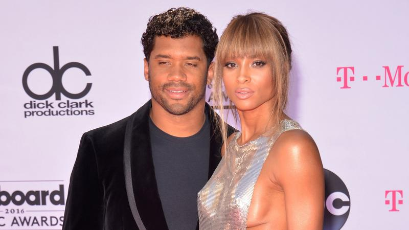 Russell Wilson i Ciara