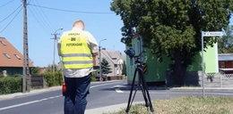 Ukradli strażnikowi miejskiemu fotoradar