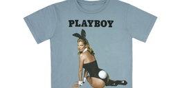 Kate Moss na koszulce od Jacobsa