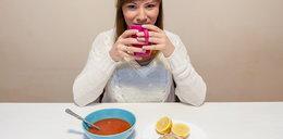 Co jeść i pić gdy na dworze mróz