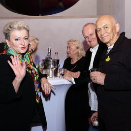 """Jacek Cygan, Hanna Bakuła, Ilona Łepkowska i inne gwiazdy na wernisażu kalendarza """"Oblicza kobiet"""""""