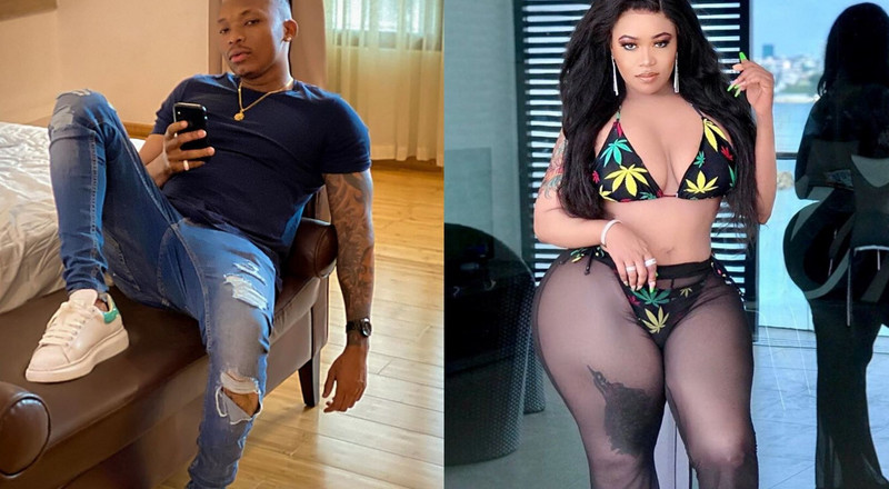Vera Sidika seduced me – Otile Brown